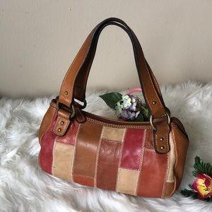 Fossil Vintage Multi-colored Bag